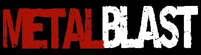 Metalblast logo